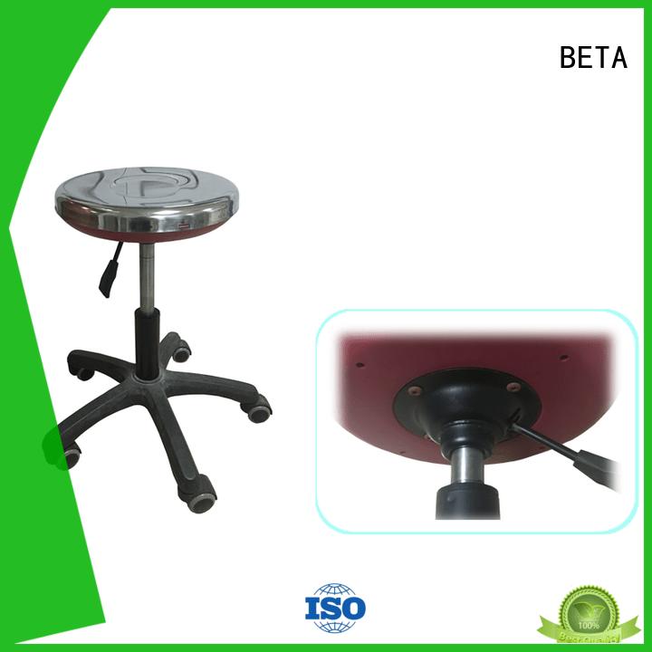 Wholesale steel chair lab stools BETA Brand