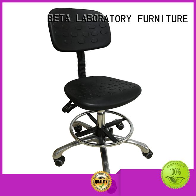 armrest stools BETA lab stools