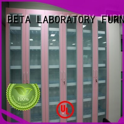 vessel shelves BETA chemical storage cabinets
