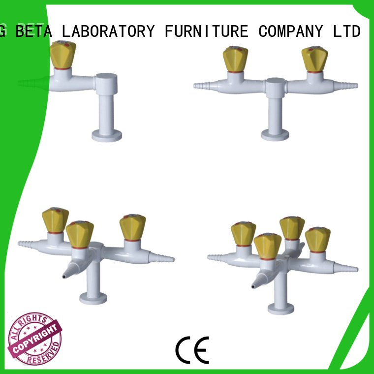 Lab fittings supplier gas valve BETA Brand