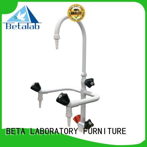 tripleway tap faucet Lab fittings supplier BETA