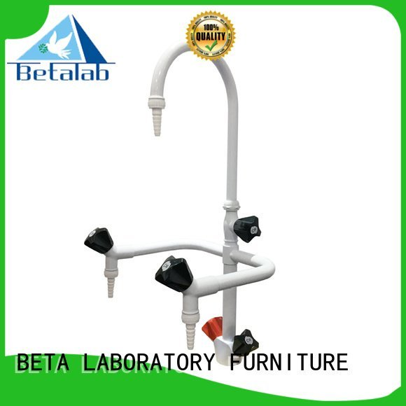 tripleway tap faucet Lab fittings supplier BETA