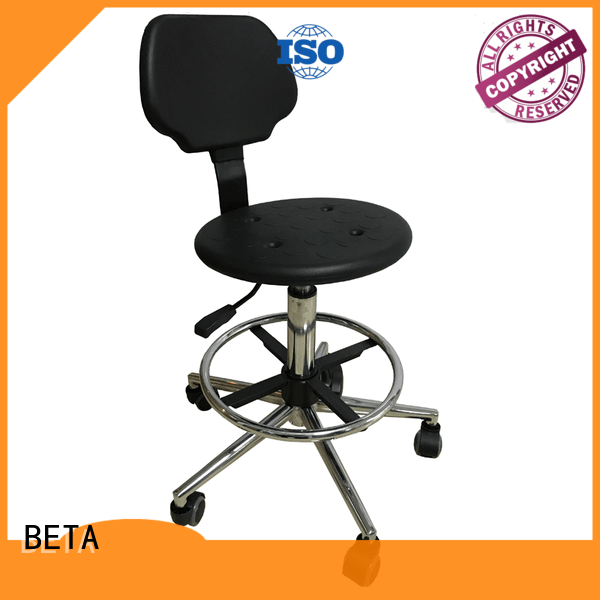 lab chairs height BETA Brand lab stools