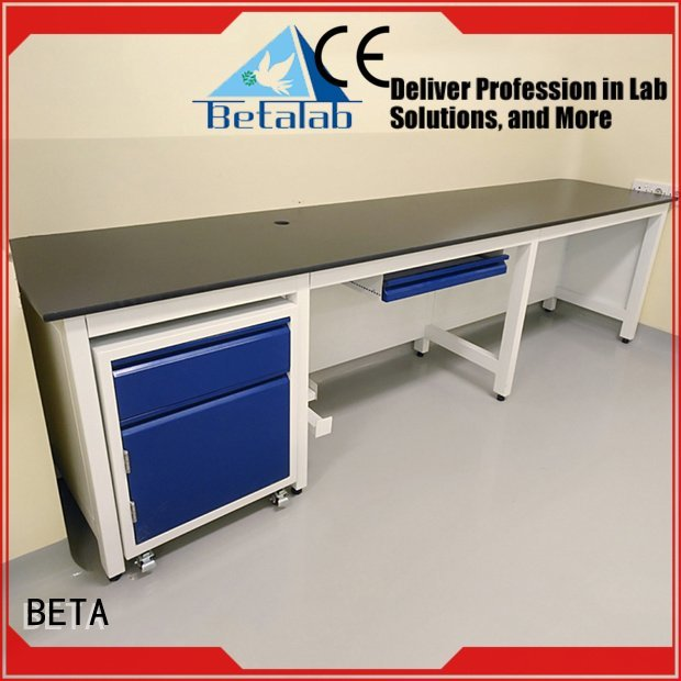 BETA Brand structure cabinets laboratory furniture manufacturers quality work