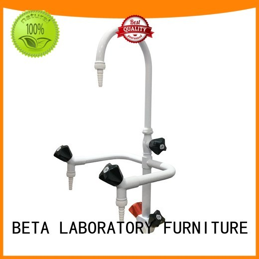 faucet benchtop fitting laboratory fittings BETA, betalab, lab fittings Brand
