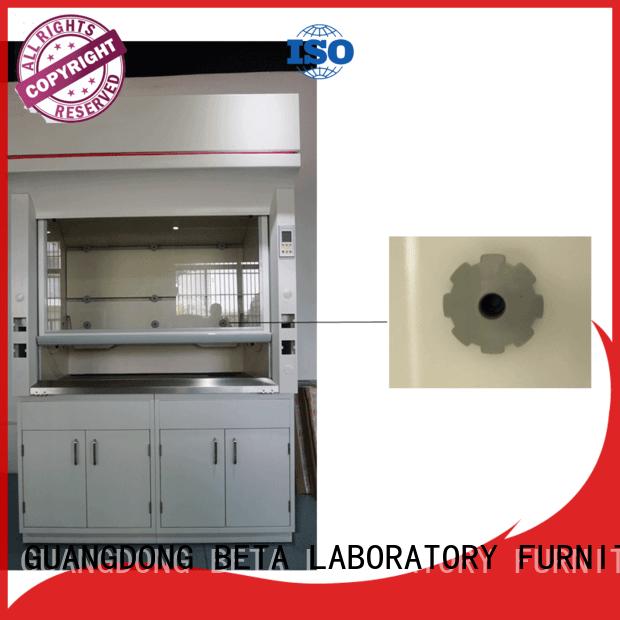 Hot lab fume hood laboratory exhaust Stainless Steel BETA Brand