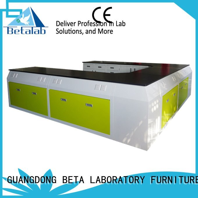 BETA laboratory furniture manufacturers chemical quality table lab