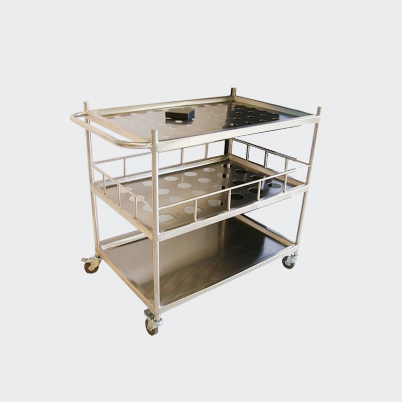 lab furniture  trolley laboratory fitting