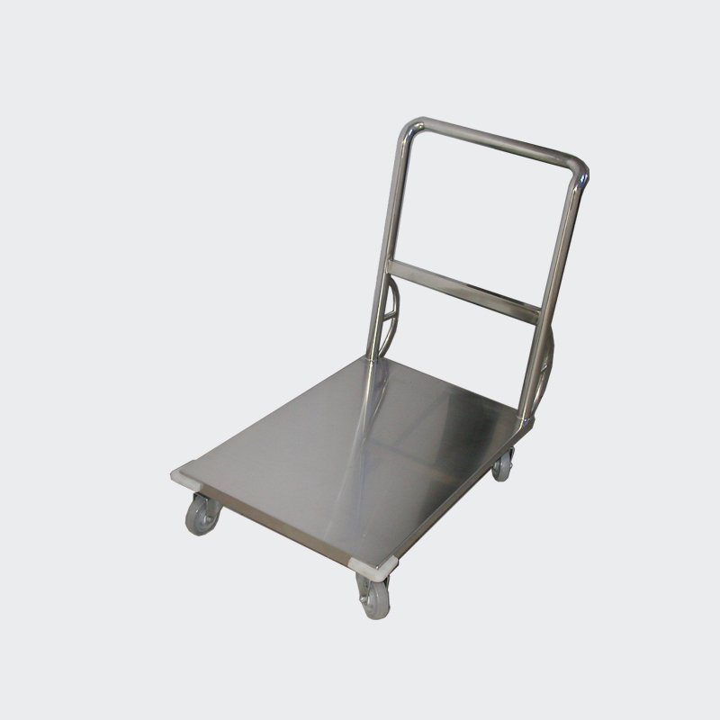 custom-made Stainless steel trolley lab furniture
