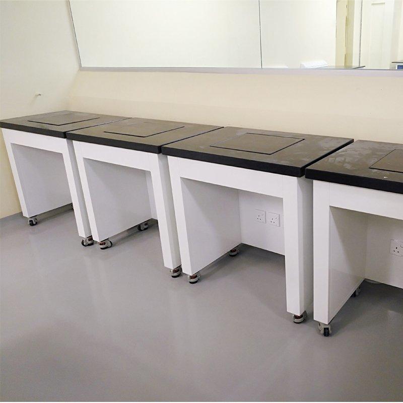 balance table  anti-interference lab furniture