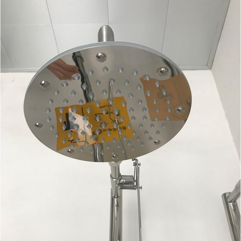 safety eye lab BETA, betalab, lab fittings Brand eyewash shower station factory