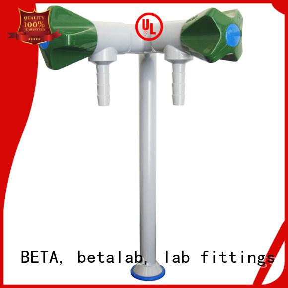 Hot laboratory fittings way BETA, betalab, lab fittings Brand