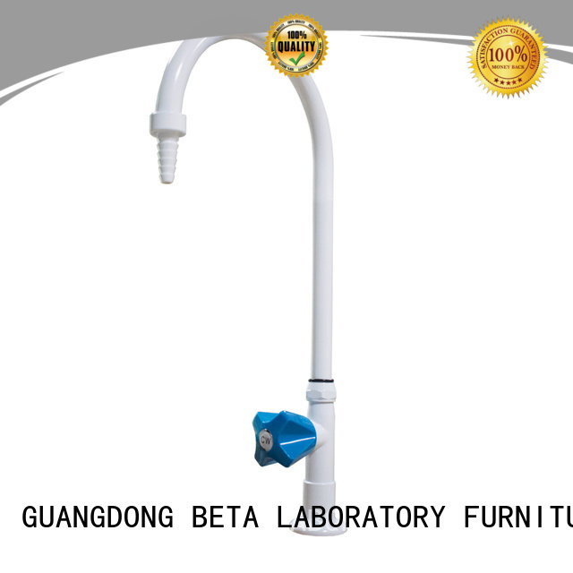 Custom bench laboratory fittings outlet BETA, betalab, lab fittings
