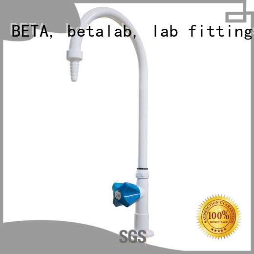 fitting double benchtop vstyle laboratory fittings BETA, betalab, lab fittings