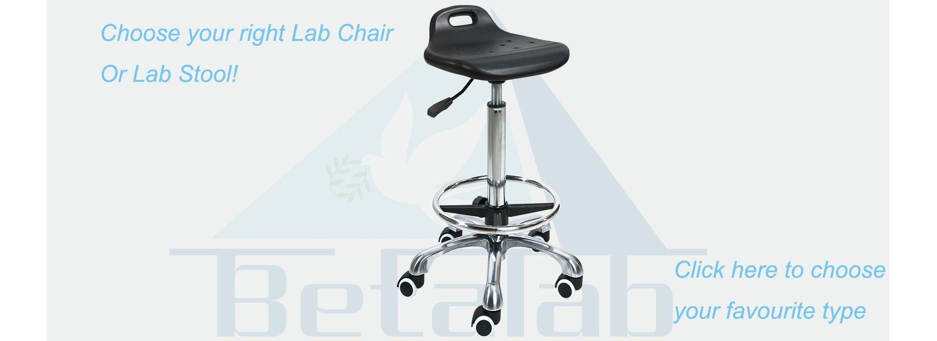 Beta Lab Stool Lab Chair.