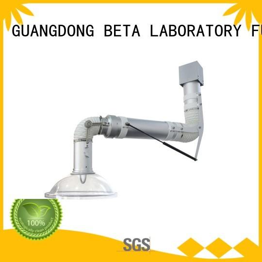 BETA, betalab, lab fittings Brand fume scalable lab fume hood hood factory