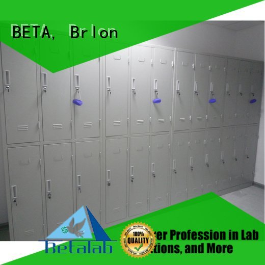BETA, Brlon Brand glassware safety reagent Storage Cabinet