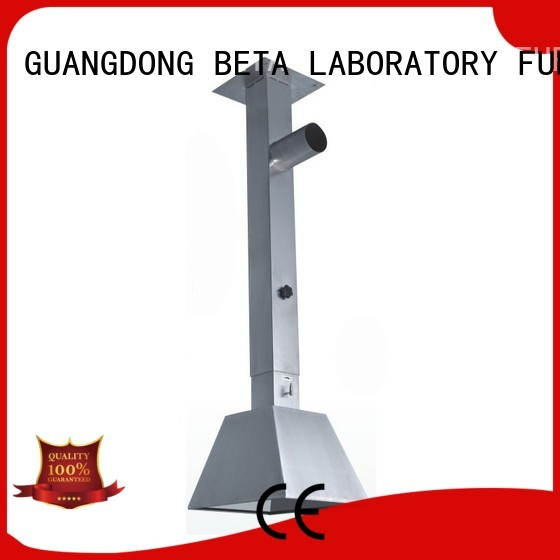 hood extraction dome BETA, betalab, lab fittings Brand chemical hood factory