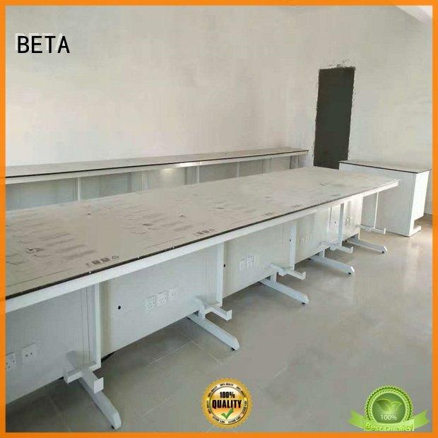 workbench mount floor laboratory furniture manufacturers BETA