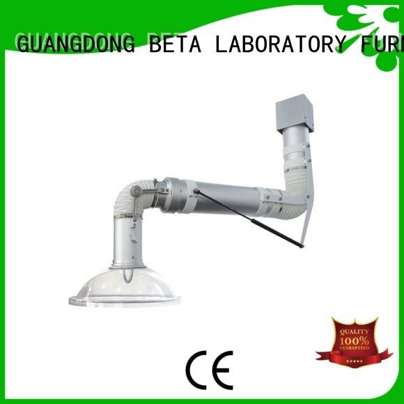 universal hood lab fume hood alloy BETA, betalab, lab fittings Brand