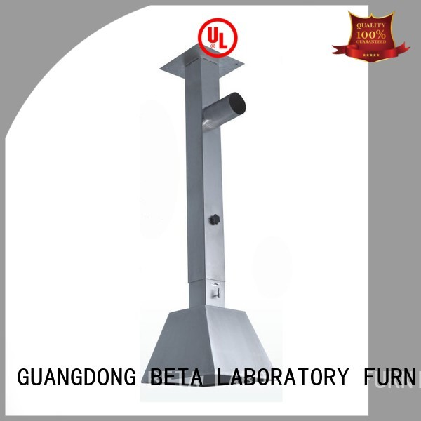scalable universal benchtop lab fume hood dome BETA, betalab, lab fittings Brand