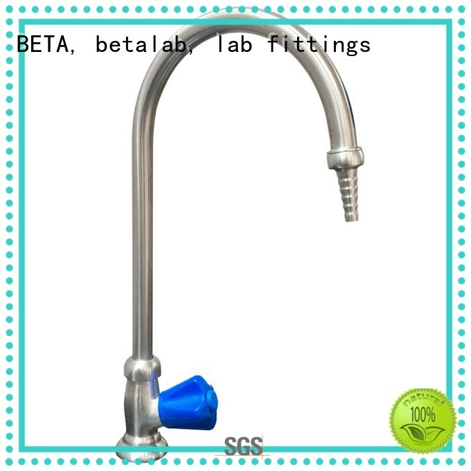 professional double single BETA, betalab, lab fittings Brand Lab fittings supplier factory