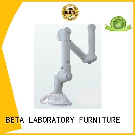 BETA, betalab, lab fittings Brand universal hood fume chemical hood benchtop
