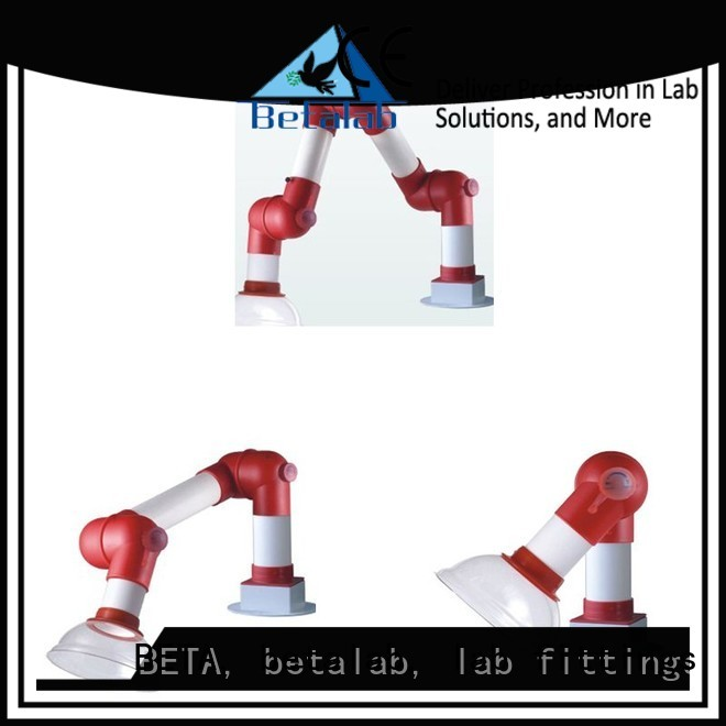 benchtop fume BETA, betalab, lab fittings Brand chemical hood factory