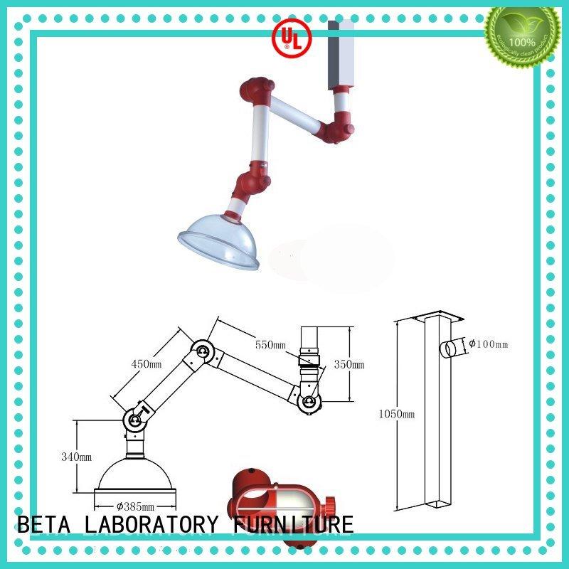 hood universal dome BETA, betalab, lab fittings Brand universal extraction hood chemical hood