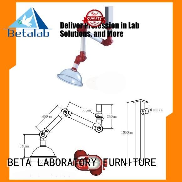 BETA, betalab, lab fittings Brand alloy hood chemical hood universal