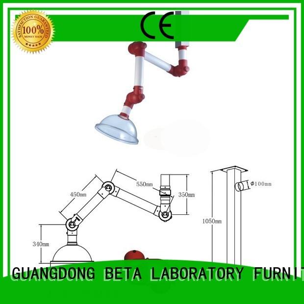 chemical hood universal BETA, betalab, lab fittings Brand lab fume hood